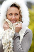 Automn fashion Stock Photos