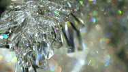 Stock Video Footage of Swarovski crystals