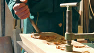 Woodworking Stock Footage