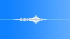 Sub White noise Gentle Swoosh - sound effect