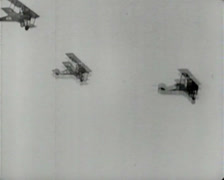 World War 1 - Aircraft Stock Footage