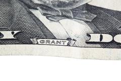 president grant - stock illustration