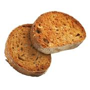 wholemeal toast - stock photo