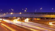 Streets at night Stock Photos