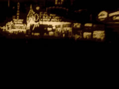BROADWAY LIGHTS (1935) Stock Footage