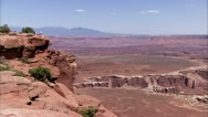 Stock Video Footage of canyonlands18