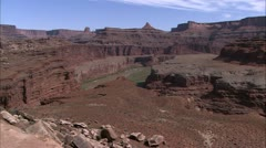 canyonlands22 - stock footage