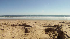 Beach Timelapse Stock Footage