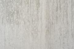 old white wood, shabby paint as background - stock photo