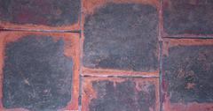 Old brick wall background and texture Stock Photos