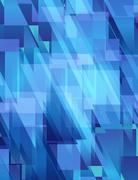 Blue abstract background. Stock Illustration