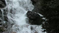 Gtnp falls2 Stock Footage