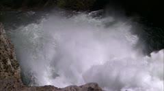 Gtnp falls3 Stock Footage