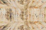 Wood texture with natural patterns Stock Illustration