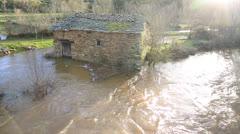 Flooding Stock Footage