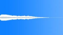 Mystical White Noise Drop 8 - sound effect