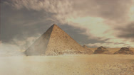 Stock Video Footage of Pyramid VBHD0407