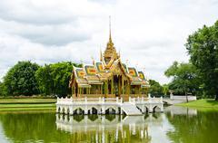 sala thai - stock photo