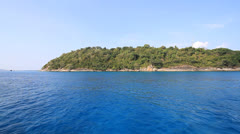 Similan Islands, Thailand. Stock Footage