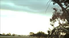 Australian outback - stock footage