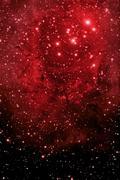 Stock Photo of rosette nebula