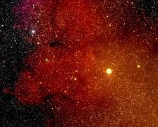 Garnet Star - stock photo