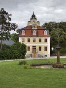 Schloss belvedere Stock Photos