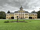 Stock Photo of schloss belvedere