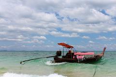 Beautiful seascape unseen thailand Stock Photos