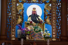 goddess kwnao - stock photo