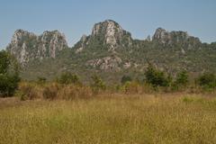 Rocky mountain Stock Photos