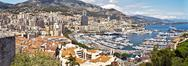 Stock Photo of port hercules, la condamine, monaco