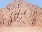 Stock Photo of mountain in the sinai peninsula, egypt