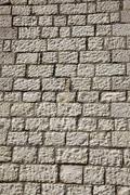 Stone wall pattern Stock Photos