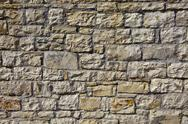 Stock Photo of stone wall pattern