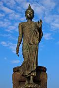Stock Photo of Principle Buddha in Buddhamonthon.