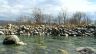 Stock Video Footage of River, Time Lapse.