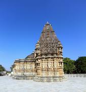 Ranakpur hinduism temple in india Stock Photos