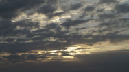 Stock Video Footage of clouds 07