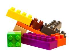 Meccano toy Stock Photos