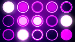 New generation led lights 3 - stock footage