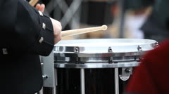 Drummer Stock Footage