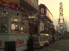 Carnival - stock footage