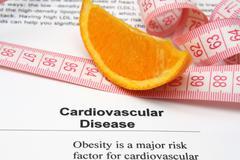 cardiovascular disease - stock illustration