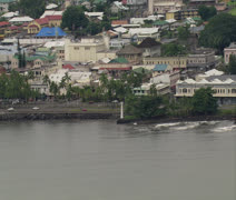 Hilo Bay - stock footage