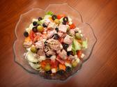 Stock Photo of tuna salad