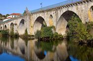 Stock Photo of ponte da barca