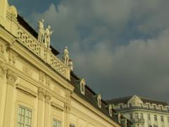 Graz Vienna Austria Buildings Tourist Tourism Travel Footage Stock Footage