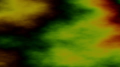 Stock Video Footage of Trippy colors 2