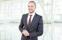 Business man Stock Photos